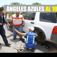 Continúa creciendo servicio de Auxilio mecánico Ángeles Azules TAM