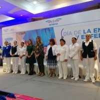 Maki Ortiz reconoce labor profesional de enfermeros