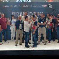 #HayTiro 💥🥊  ¡Ya todo está dicho! Chávez y Arce se enfrentan en pelea de exhibición