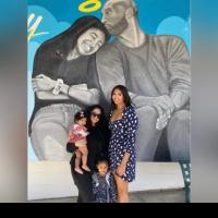 Vanessa Bryant publica primera foto familiar tras muerte de Kobe y su hija