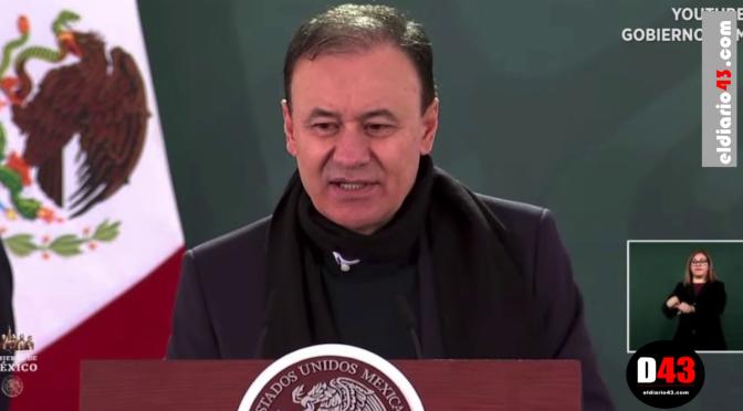 """Padre de """"El Marro"""" fue detenido en Celaya, confirma Alfonso Durazo"""