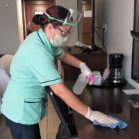 """Fomenta Turismo Tamaulipas buenas prácticas de limpieza con """"SaniTamPro"""""""