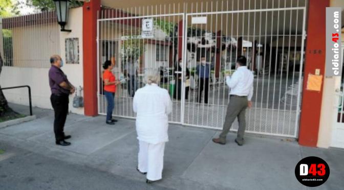 Confirman en Monterrey brote de Covid-19 en asilo de ancianos