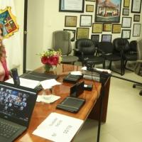 Propone Maki Ortiz creación de Fondo Sanitario Federal para atender emergencias