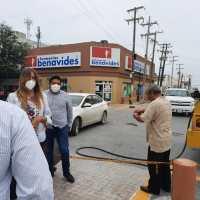 Destaca Alcaldesa necesidad de uso de cubrebocas en la vía pública