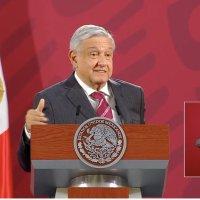 """""""Ya vamos de salida"""": López Obrador"""