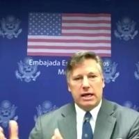 Reconoce Embajador de EUA a Gobernadores que impulsan el fortalecimiento de sus estados