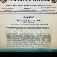 Emite Gobierno de Tamaulipas protocolos para reapertura comercial y convivencia