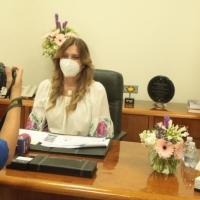 Exhorta Alcaldesa a NO relajar medidas sanitarias
