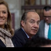 Felipe Calderón critica a encapuchadas y las llama 'feminismo hipócrita'