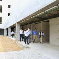 Serán concluidos Hospitales Generales de Ciudad Madero y Matamoros