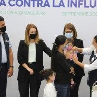 Activa Tamaulipas campaña intensiva de vacunación antiinfluenza