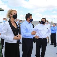 Autoridades de Estados Unidos reconocen la visión y trabajo en Seguridad del gobernador de Tamaulipas