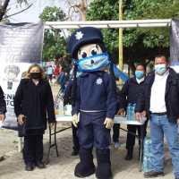 Aplican Municipio y Policía Estatal programas de prevención del delito