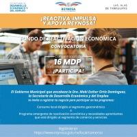Entrega Municipio 16 MDP en vales gratuitos a ciudadanos