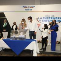 festeja Ayuntamiento de Reynosa a los ángeles de la salud