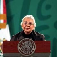 Da negativo Olga Sánchez Cordero a Covid-19
