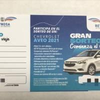 Entusiasmo en reynosenses por sorteo gratuito de auto 2021