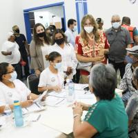 Vacunación en Reynosa no registra casos de reacción negativa