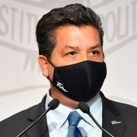 Gobernador García Cabeza de Vaca ya no tiene fuero: Sánchez Cordero