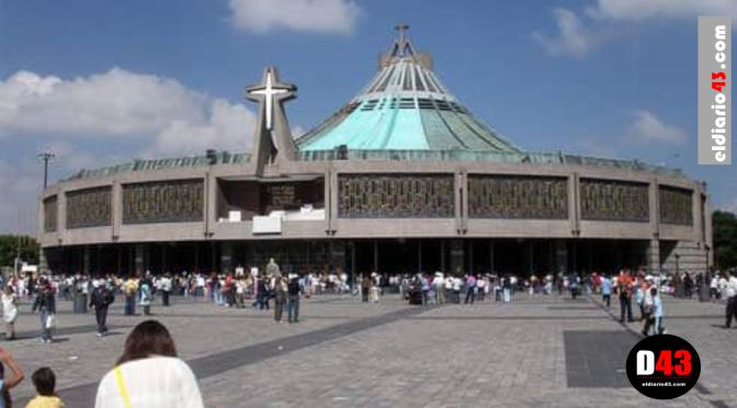 Misa desde la Basílica de Guadalupe – Domingo 16 de mayo del 2021