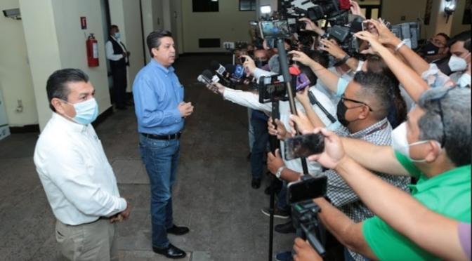 Seguiré defendiendo la democracia en Tamaulipas: Gobernador Francisco Cabeza de Vaca