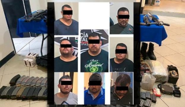 """Detienen a """"La Vaca"""", líder del Cártel del Golfo, presunto responsable de masacre en Reynosa"""