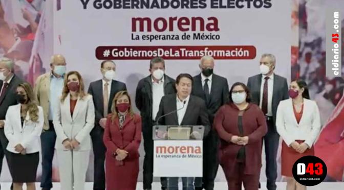 Gobernadores de Morena plantean reformular la Conago