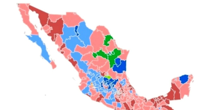 Morena alcanza 184 diputados de mayoría; la oposición, 119