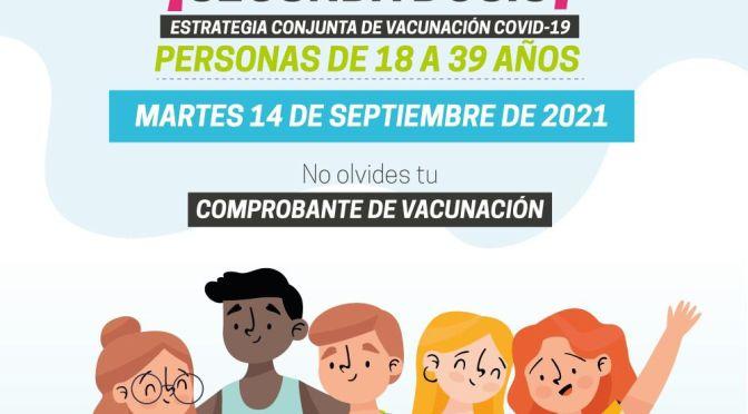 Llegará a Reynosa vacuna anti COVID-19 en septiembre