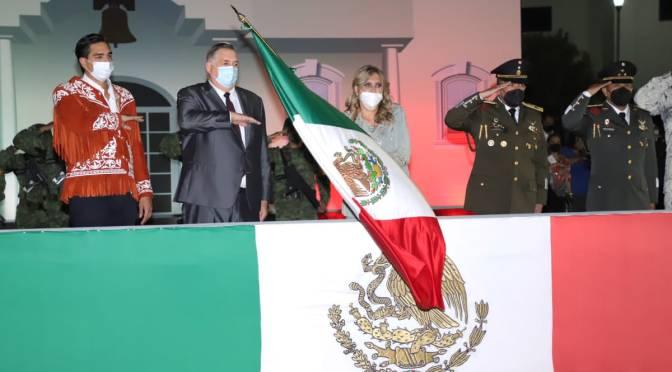 Conmemora Ayuntamiento de Reynosa 211 años del Grito de Independencia.