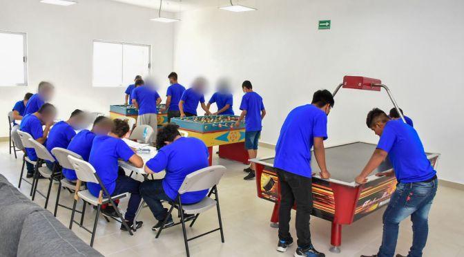 Reynosa a la vanguardia en el cuidado y atención de menores migrantes