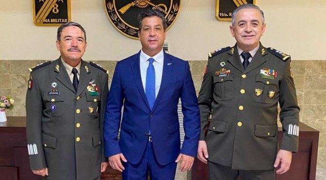 ASUME EL GRAL. VICENTE ANTONIO HERNÁNDEZ SÁNCHEZ LA COMANDANCIA DE LA 8/A. ZONA MILITAR.