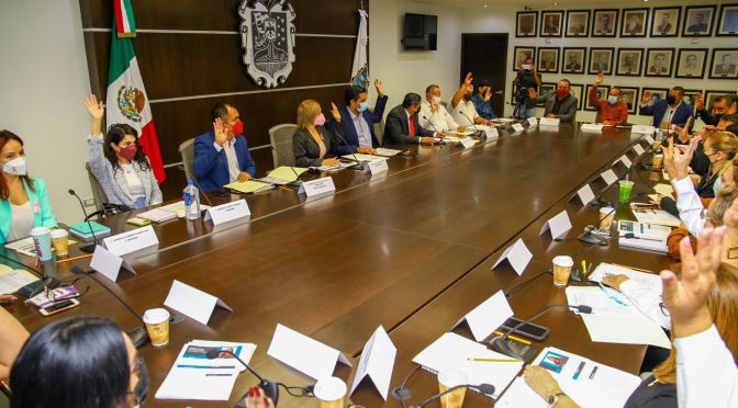 En #Reynosa➡️ Avala Cabildo de Reynosa nombramientos del Sistema DIF y Dirección del IRCA.