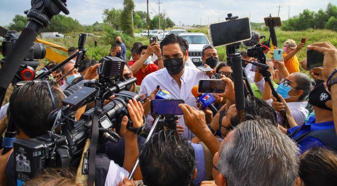 Vacunarse ayudará a recuperar economía: Carlos Peña Ortiz.
