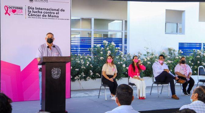 Extiende Carlos Peña campaña contra el cáncer hasta diciembre.