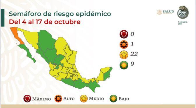Van 10 semanas de reducción en epidemia de COVID-19 en México: López-Gatell